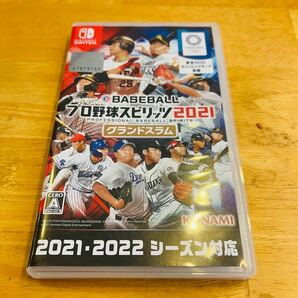 【Switch】 eBASEBALL プロ野球スピリッツ2021 グランドスラム