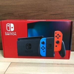 ニンテンドースイッチ Nintendo Switch ネオンブルー ニンテンドースイッチ本体 Nintendo ネオンレッド