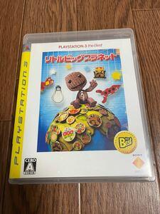 新品PS3 リトルビッグプラネット PLAYSTATION 3 the Best