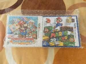 ○2個セット ニンテンドー3DSソフト スーパーマリオ