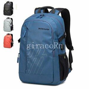 新品ビジネスリュック メンズ リュック メンズバッグ ビジネスバッグ USBポート ファション シンプル 軽量 出張 通勤 通学 大容量 リュ
