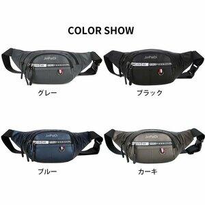 新品2019 新作 ボディバッグ メンズ レディース ワンショルダー おしゃれ カバン かばん 鞄 軽量 斜めがけ イヤホン口 アウトドア バッグ