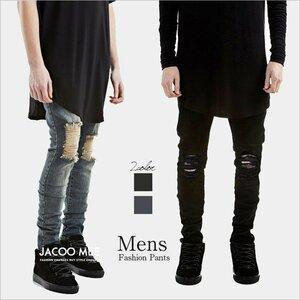 新品デニムパンツ メンズ ジーンズ ロングパンツ スキニーパンツ デニムパンツ メンズ ジーンズ ロングパンツ スキニーパンツ スリムパ