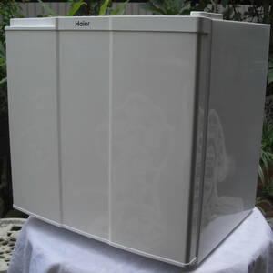 Haier/JR-N40C::小型冷蔵庫40L中古完動美品2011年0913