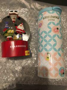 スターバックス スタバタンブラー ステンレスタンブラー 狛犬 スノードーム アニバーサリー クリスマス ニューイヤー タンブラー