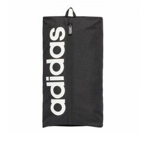 adidas アディダス シューズケース シューズバッグ ブラック 黒