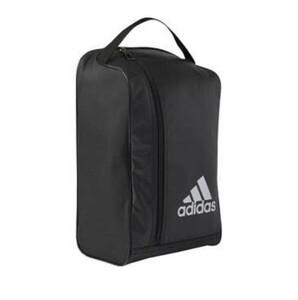 adidas アディダス シューズケース シューズバッグ ブラック