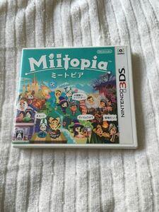 Miitopia ミートピア 3DS ニンテンドー3DSソフト