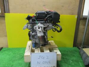 N-ONE JG2 エンジンASSY H26/11 【新部品庫】