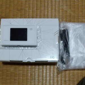 WiMAX2 wx05 ホワイト