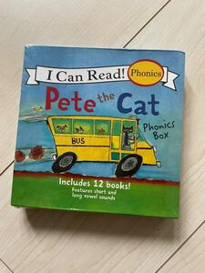 I can read!pete the cat 12冊