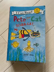 I can read! pete the cat 19冊 英語絵本