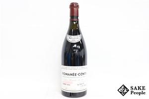 ■注目! ロマネ・コンティ 1996 DRC 750ml 13% フランス ブルゴーニュ 赤