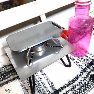 鉄板/メスティン /DAISO/トランギア/スモール単品