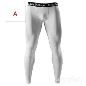 ★新品レギンス ランニング スポーツ 男性ジョギング パンツ クイックドライ トレーニング ヨガ ボトムス ジム フィットネス