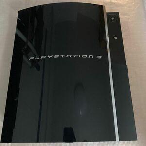 PlayStation3本体 CECHA00 60GB【ジャンク】