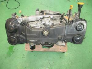 19年レガシィ(BP5・BL5)GTspecB エンジン!EJ20YHGDLE 6MT