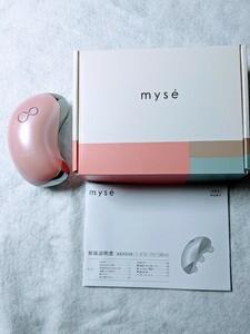 ヤーマン ミーゼ ウェーブスパ YA-MAN myse(ミーゼ) MS-50P ボディ&フェイスケア