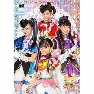 ひみつ×戦士 ファントミラージュ! DVD BOX vol.4 菱田未渚美