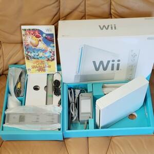 任天堂 Wii 本体 たたいて弾むスーパースマッシュボール