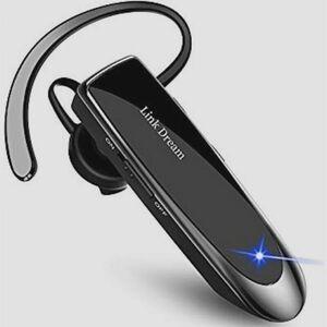 ☆新品+送料無料★Link Dream Bluetooth ワイヤレス ヘッドセット V4.1 片耳 日本語音声 マイク内蔵 ハンズフリー通話