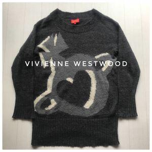 Vivienne Westwood ヴィヴィアン・ウエストウッド モヘアニット