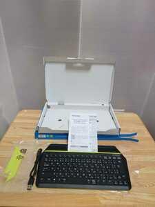 ELECOM/エレコム/TK-FBP067/BK/blutooth/ワイヤレスキーボード/初期不良返品可能