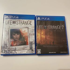 ライフイズストレンジ 1,2セット LIFE IS STRANGE PS4