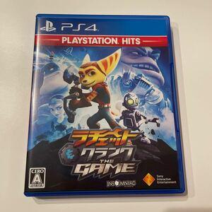 ラチェット&クランクTHE GAME PlayStation HITS PS4