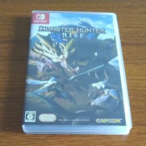 Nintendo Switch モンスターハンターライズ ニンテンドースイッチ モンハン MONSTER HUNTER RIZE