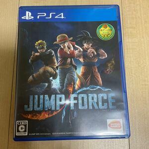 JUMP FORCE ジャンプフォース PS4