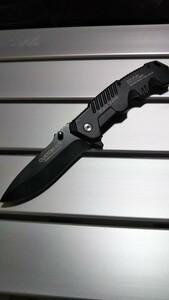 折りたたみナイフ フォールディングナイフ custom ace アウトドア キャンプ
