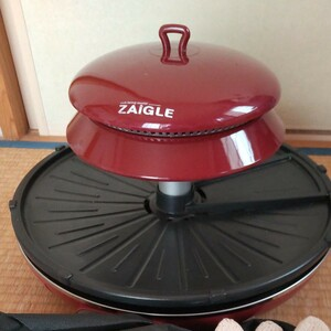 ZAIGLE ザイグルグリル ジャパン 卓上 ホットプレート