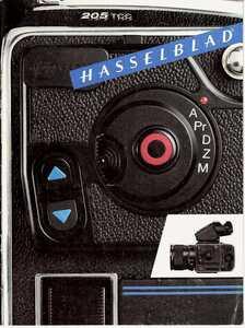 HasselBlad 205 TCC catalog ( beautiful goods )