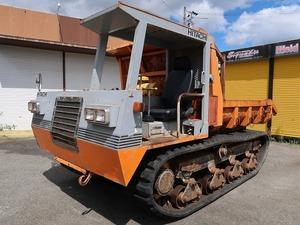 ※配送費無料※ 日立 CG45 クローラーダンプ 7t 7トン 積載4,500㎏ クローラダンプ キャリアダンプ 不整地運搬車