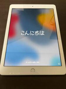 iPad (第6世代) 128GB シルバー Wi-Fiモデル
