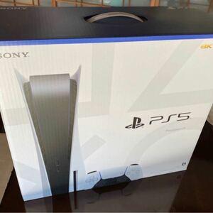 【迅速発送】PS5 本体 新品未開封品 ディスクドライブ版