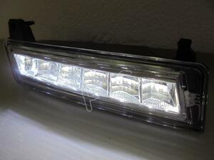 ● ベンツ M ML W164 ML350 ML550 後期 右 フォグ ランプ LED