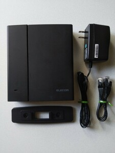 エレコム 無線LANギガビットルーターWRC-2533GST2 1733+800Mbps IPv6 11ac対応 ELECOM