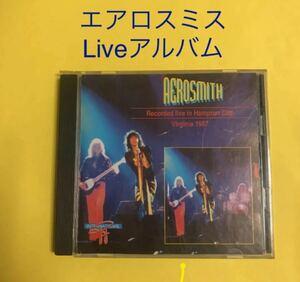 エアロスミス Liveアルバム