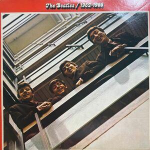 2LP ◎ The Beatles「1962-1966」SKBO 3403 ザ・ビートルズ John Lennon Paul McCartney George Harrison Ringo Starr US 米盤 レコード
