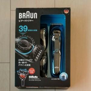BRAUN ビアードトリマー BT3040