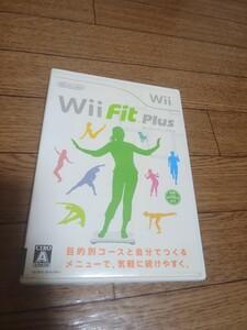 Wiiフィットプラス Wiiソフト