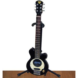 Pignose(ピグノーズ) アンプ・スピーカー内蔵 エレキギター ■ブラック ■ミニギター トラベルギター コンパクトギター [同梱不可]