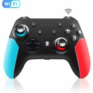 Excuty Switch コントローラー Bluetooth スイッチ コントローラー 無線 ワイヤレス HD振動