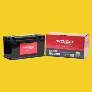 【インディゴバッテリー】60038 ジャガー S タイプ GF-J01FB 互換:60038,MF60038 輸入車用 新品 保証付 即納