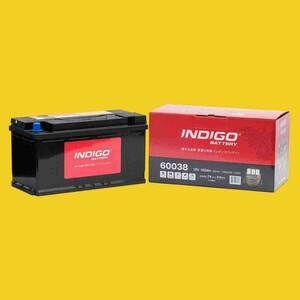 【インディゴバッテリー】60038 ジャガー S タイプ GH-J01HC 互換:MF60038,LN5 輸入車用 新品 保証付 即納
