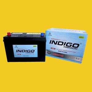 【インディゴバッテリー】135D31R ランドクルーザー70 ('99~) KG-HZJ79 互換:115D31R,105D31R 充電制御車対応 新品 即納 保証付