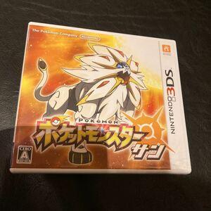 ポケットモンスターサン Nintendo 3DS 3DSソフト ポケモン 3DS
