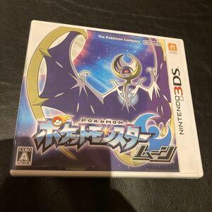 ポケットモンスタームーン Nintendo 3DS 3DSソフト ポケモン 3DS